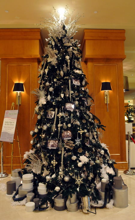 Sheraton Christmas Tree